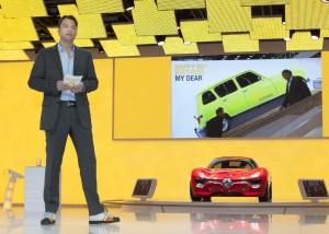 Renault, entre platitude et flatulence