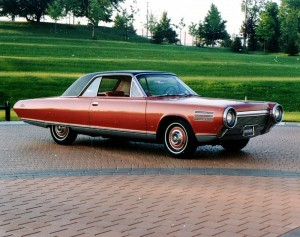 Voiture à turbine Chrysler-Ghia (1963)