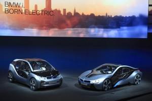 La révolution du carbone chez BMW
