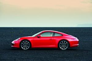 Interlude : Porsche 911 (991)