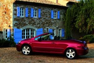 Peugeot 307 CC (2003)