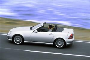 Mercedes SLK R170 (1996)