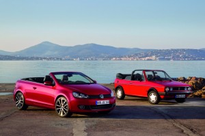 VW Golf Cabriolet : comme un retour aux sources