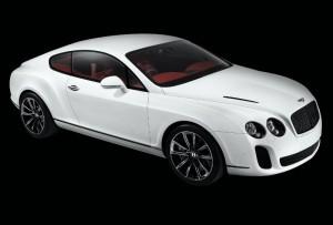 """En anglais, """"sumo"""" se traduit par """"Bentley Continental GT Supersports"""""""