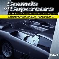 """Accessoire indispensable de la voiture électrique : le CD """"Sounds of Supercars"""" !"""