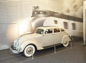 La Chrysler Airflow