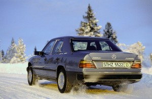 Mercedes W124 4Matic