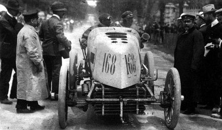 Mors-Dauphin Type Z (1902)