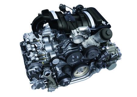 Le 6 cylindres de la 991 Carrera S