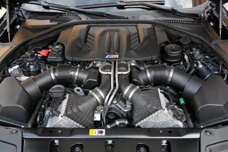BMW M5 : un V8 en sourdine