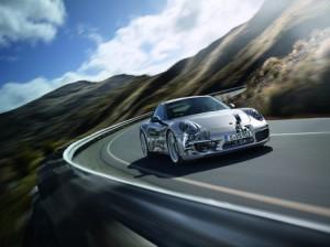 Les dessous chics de la Porsche 991