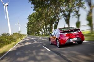 Si, si, c'est l'avenir ! (Opel Ampera)