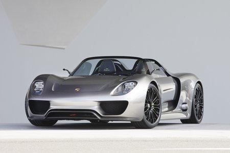 Porsche 918 Spyder Concept (2010)
