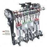 Audi lance des moteurs à géométrie variable !