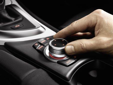 L'interface iDrive de BMW