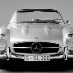 Mercedes 300 SL Roadster (W198)