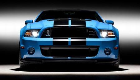 Une Ford avec du carbone dedans ? La Shelby GT500 !