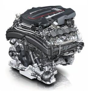 Le nouveau V8 TFSI des Audi S6 et S7 Sportback.