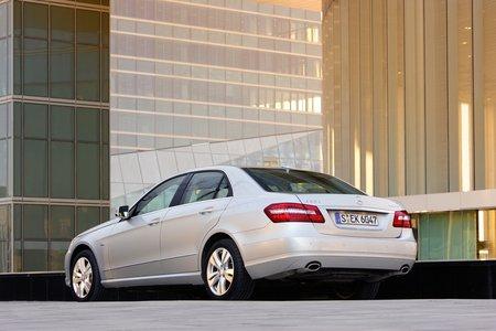 Mercedes E 350 Bluetec