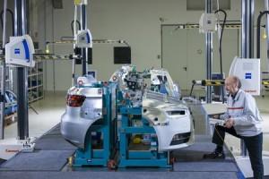 Les secrets de la qualité Audi