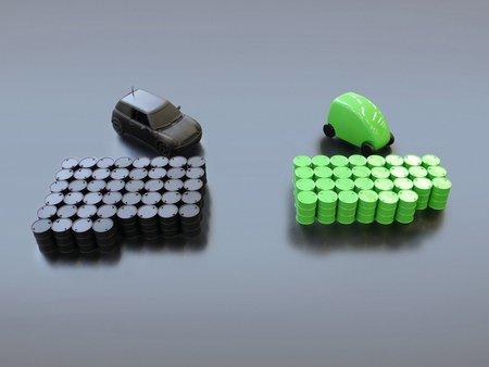 La fabrication d'une auto comme la T25 avec le processus iStream réclame moins d'énergie