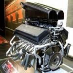 Le moteur de la McLaren F1 (photo CC flickr/sweens308)