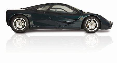 Prototype de la McLaren F1 (châssis XP5)