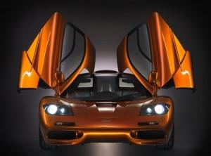 Futur antérieur : McLaren F1