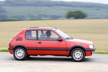 Émoi(s) d'adolescent(s) : la Peugeot 205 GTI 1.9