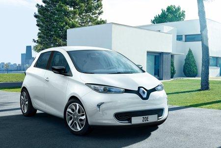 Renault Zoe, la voiture à... zéro litre aux cent !