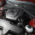 Le nouveau 3 cylindres BMW 1,5 litre sous le capot d'une Série 1