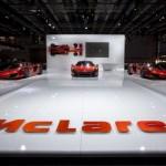 McLaren au salon de Paris