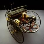 Futur antérieur : Benz Patent Motorwagen