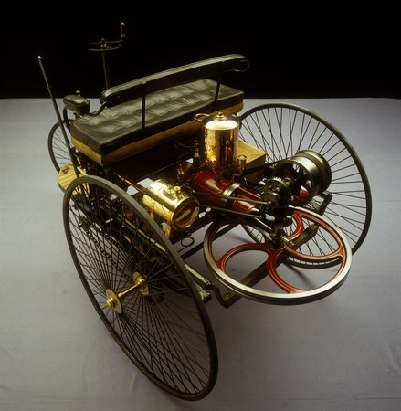 La Benz Patent Motorwagen (réplique)