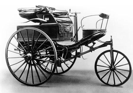 La Benz Patent Motorwagen Typ III, évolution de l'espèce