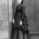 Bertha Benz en 1888