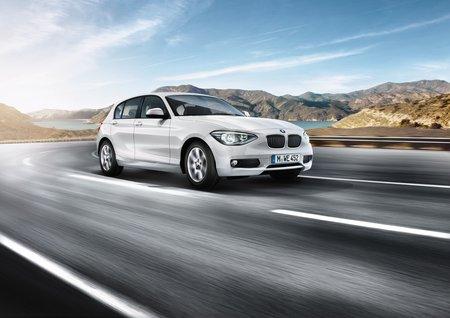 Même la petite BMW Série 1 a le droit à une boîte auto 8 rapports !