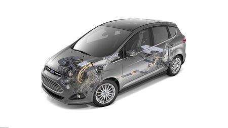 Le Ford C-Max Hybrid disposera de l'EHRM de Faurecia