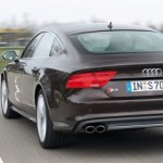 Avec le différentiel arrière Sport optionnel, l'Audi S7 Sportback affiche une agilité étonnante.