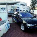 BMW Série 7 à hydrogène