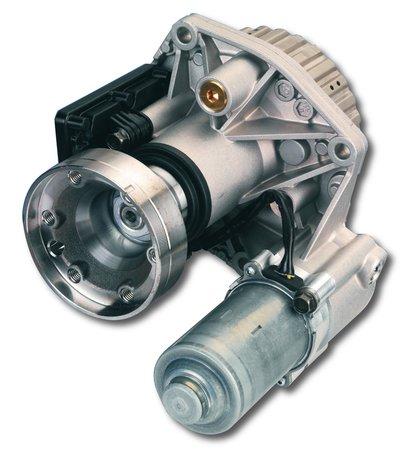 Le différentiel central Haldex GenV, utilisé par les modèles du groupe Volkswagen dotés de la nouvelle plateforme MQB.