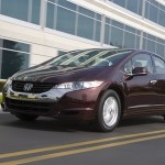 La Honda FCX Clarity