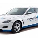 Mazda RX-8 à hydrogène