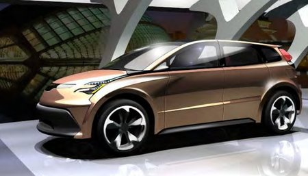Le Toyota Venza revu et allégé par Lotus Engineering.