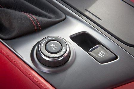 La molette du Drive Mode Selector