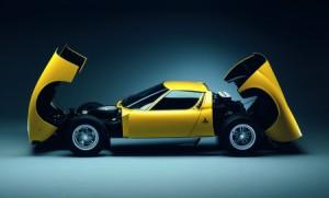 Futur antérieur : Lamborghini Miura