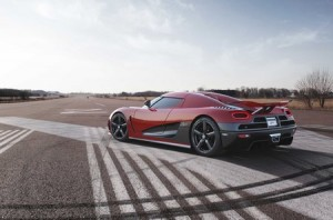 Hybride à air comprimé : Koenigsegg s'y met aussi !