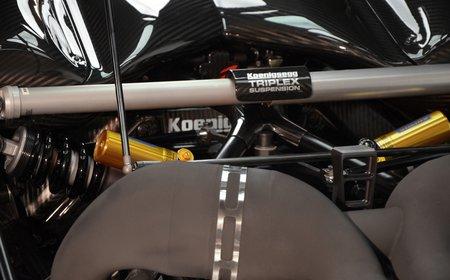 L'ingénieuse géométrie de suspension Triplex (Koenigsegg Agera R)