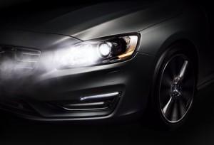 Les phares actifs de Volvo