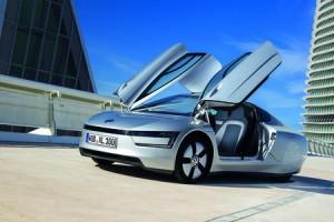 XL1 : la Volkswagen à 1 l/100 km enfin réalité